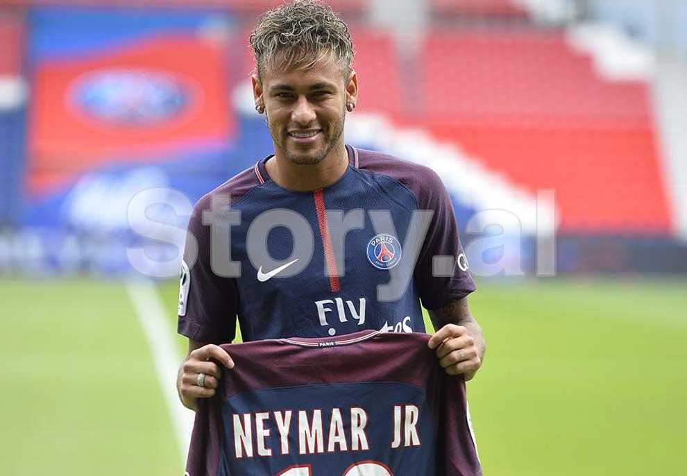 Neymar vlen sa e gjithë bota; Shikoni me sytë tuaj çekun dhe shumën marramendëse që PSG ka paguar për blerjen e yllit brazilian