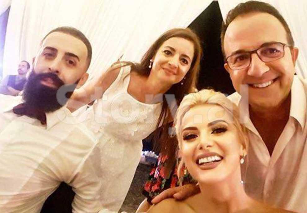 """Brenda dasmës VIP; gruaja e Ardit Gjebresë """"xing"""" me nusen e Getoar Selimit"""