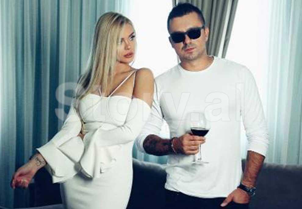 Eni Koçi i bën deklaratën e dashurisë babait VIP të divorcuar: Vetëm ti…
