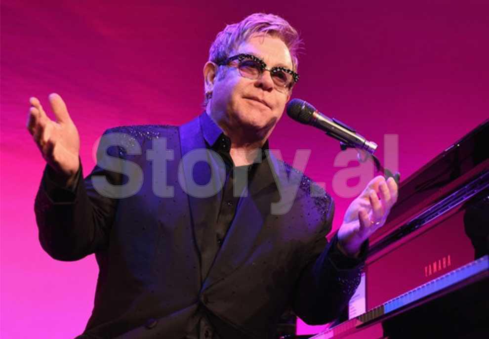 Elton John sapo na braktisi, ylli britanik i muzikës del në pension
