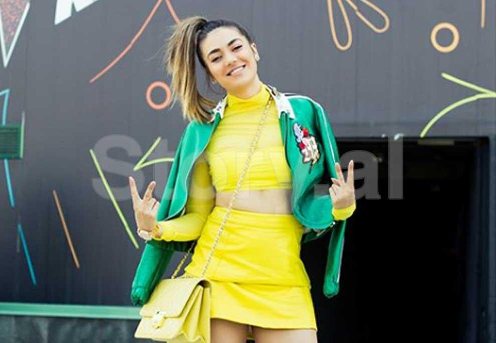 """Elvana Gjata kthehet në ekran, do të këndojë në finalen e """"The Voice Kids"""""""