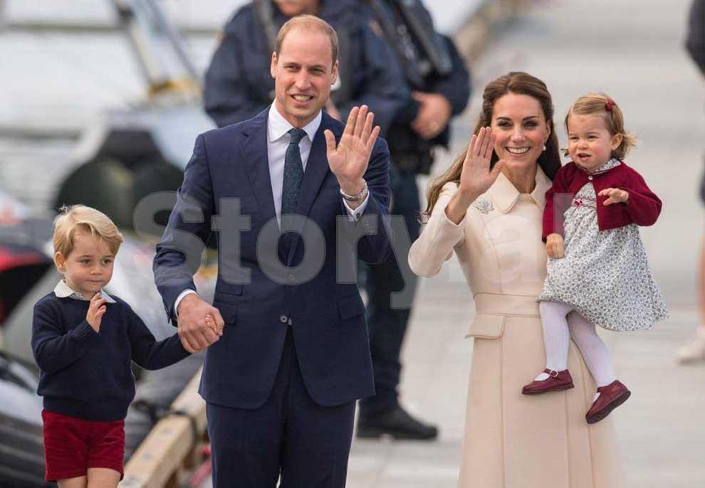 Vjen në jetë fëmija i tretë i Familjes Mbretërore, Princ William flet për shëndetin e nënës dhe bebit