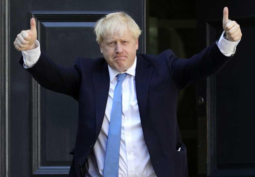 """Kryeministri i ri i Britanisë, vogëlushi që donte të bëhej """"mbreti i botës"""". Fëmijëria kaotike dhe pse ndërroi emrin"""