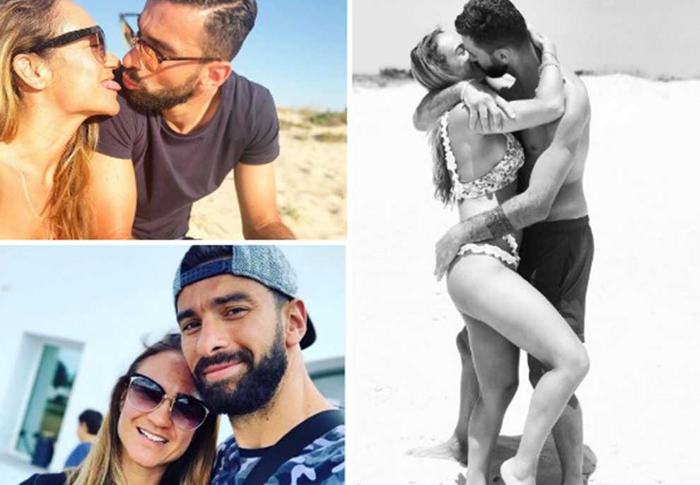 """""""Udhëzuesi i joshjes""""- Bashkëshortja e Rui Patricios u jep këshilla kolegëve të portierit, si të bëjnë lojëra seksuale në kohën e lirë"""