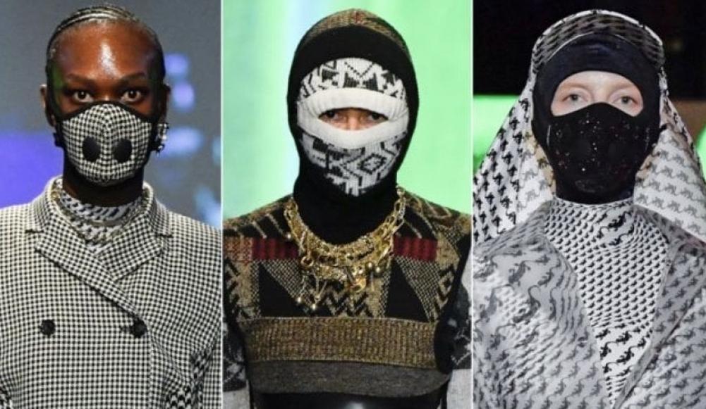 """Stil në kohën e Koronavirusit, ja disa nga maskat më """"in"""" të momentit"""