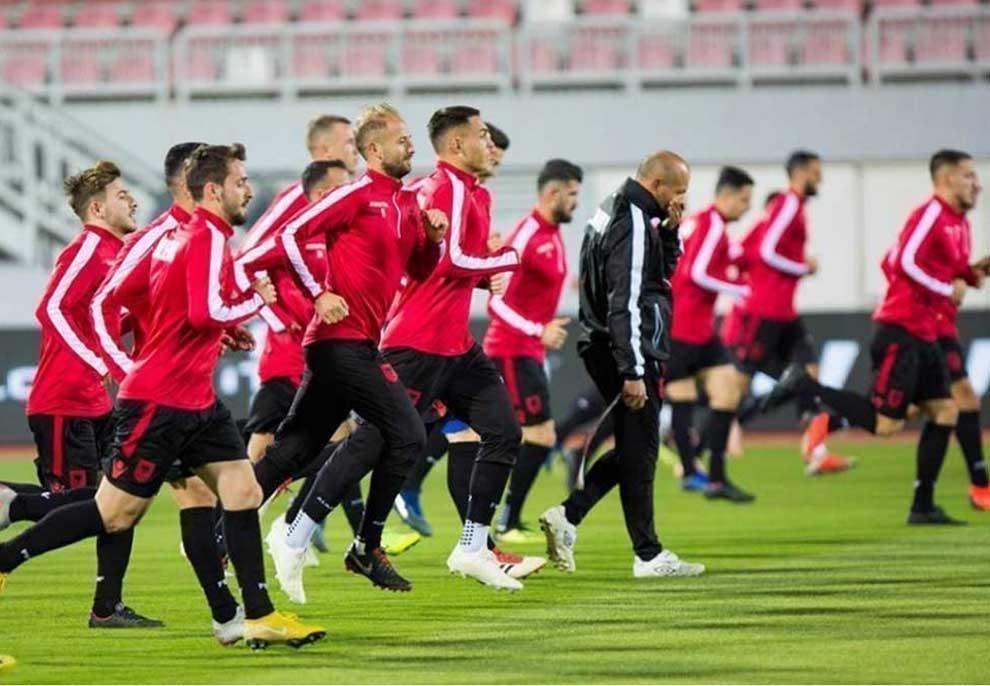 Kombëtarja merr lajmin e mirë në prag të sfidës kundër Andorrës dhe Francës