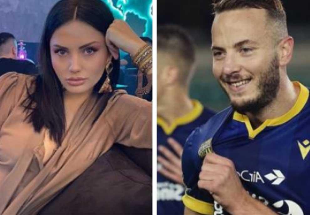 """""""Kam thyer shumë zemra vajzash""""- Ana Lika flet për herë të parë për lidhjen me futbollistin shqiptar: Jam e lumtur"""