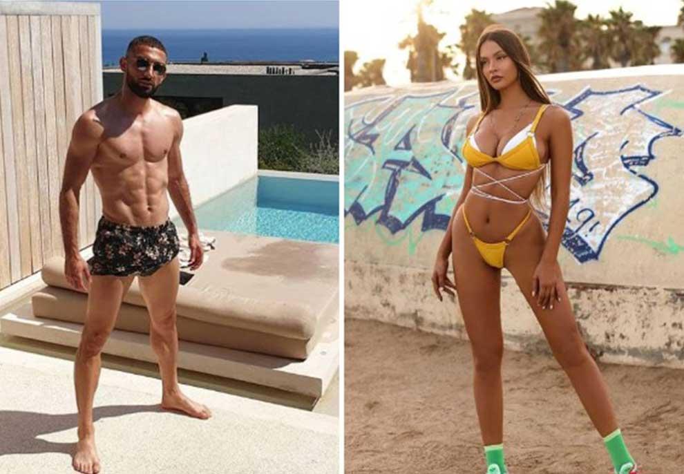 Lidhja me modelen Oriola Marashi, flet Eros Grezda: E kam vuajtur izolimin, por jam me fat që kam në krahë partneren dhe…