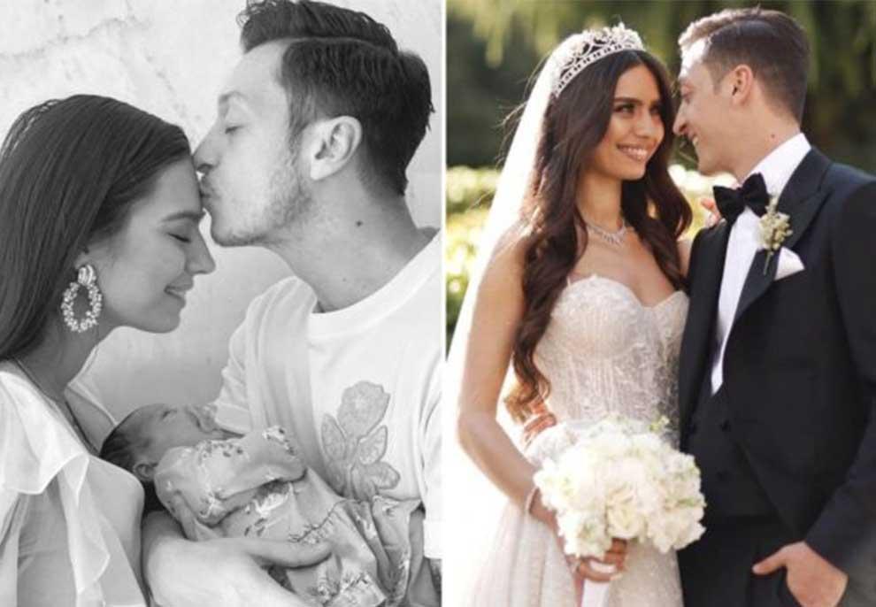 Vetëm 1 muaj pas lindjes së vajzës, aktorja turke dhe Mesut Ozil marrin ofertën e majme