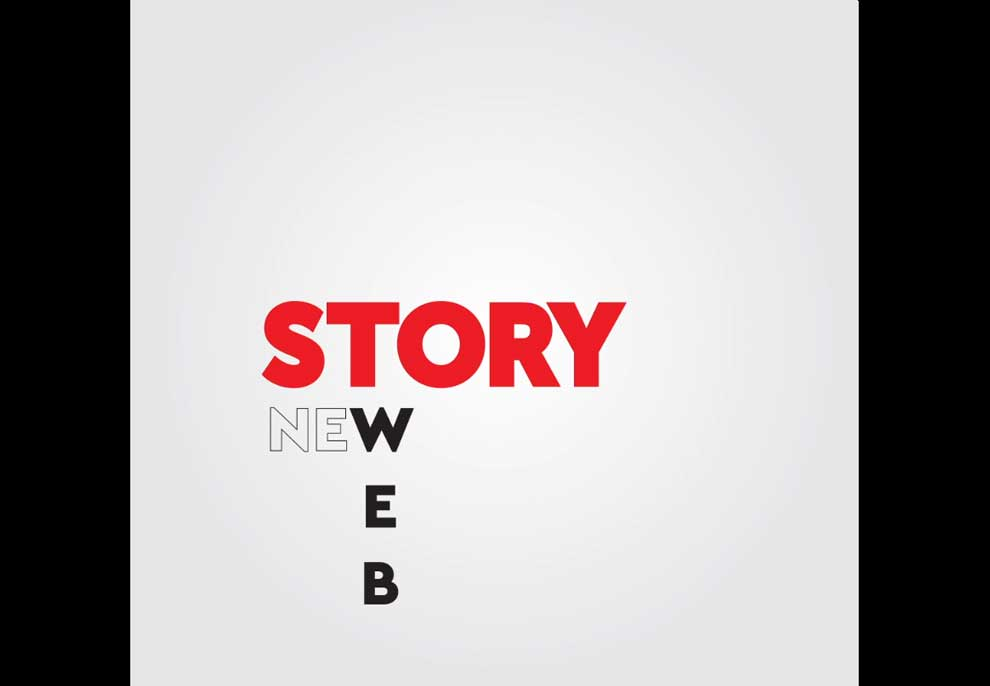 New Story, New Web!