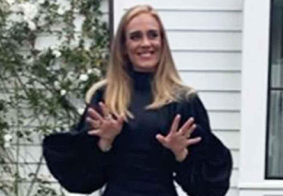 Adele publikon foton e parë pas humbjes drastike të peshës, nuk do ta njihni. Duket si modele