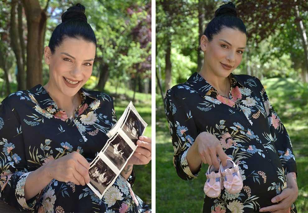 Alba Çobaj do të bëhet nënë! Pse vendosa ta mbaj të fshehtë martesën dhe shtatzëninë për 8 muaj