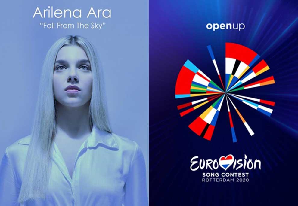 Arilena Ara rrëfehet për herë të parë për këngën e saj 'Fall from the sky', tregon kuptimin e veçantë që fshihet pas klipit të saj
