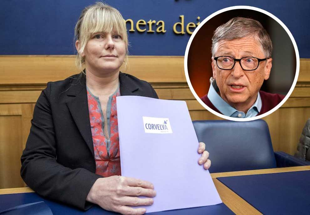 VIDEO/ Fjalimi i deputetes italiane trondit bòtën: Bill Gates ka plan të ulë popullsinë me 15%, sterilizoi miliona gra dhe paralizoi 500 mijë fëmijë