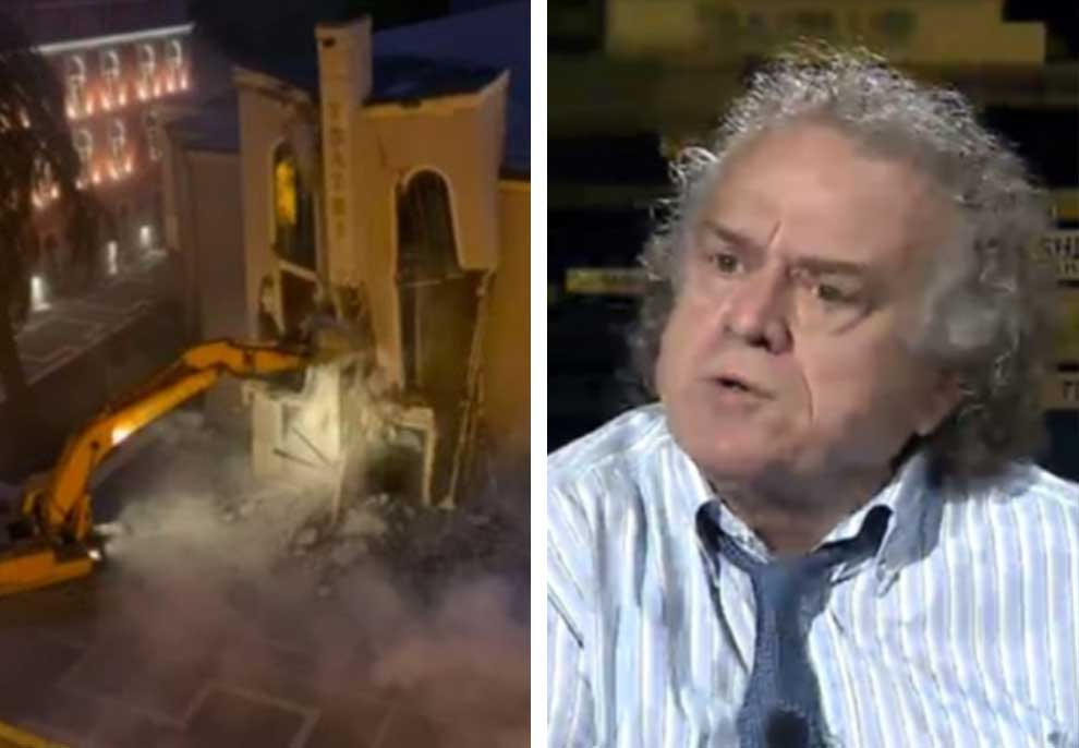 Përlotet Bujar Asqeriu: Kur u shemb Teatri u sëmura me zemër
