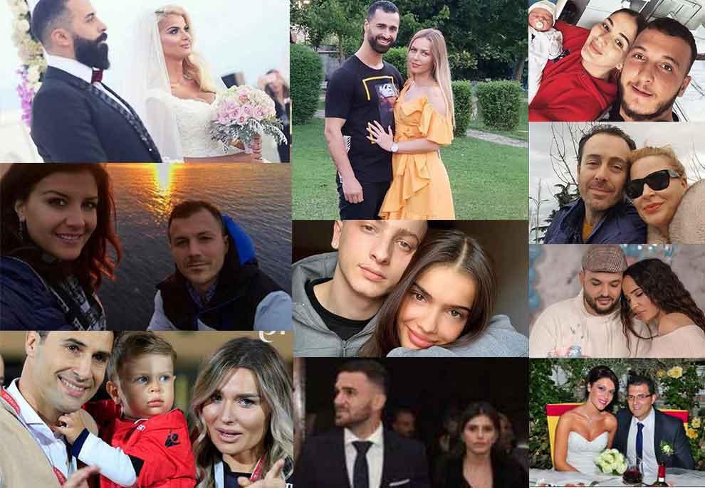 Historitë e veçanta/ 10 çiftet VIP shqiptar që u njohën në rrjete sociale