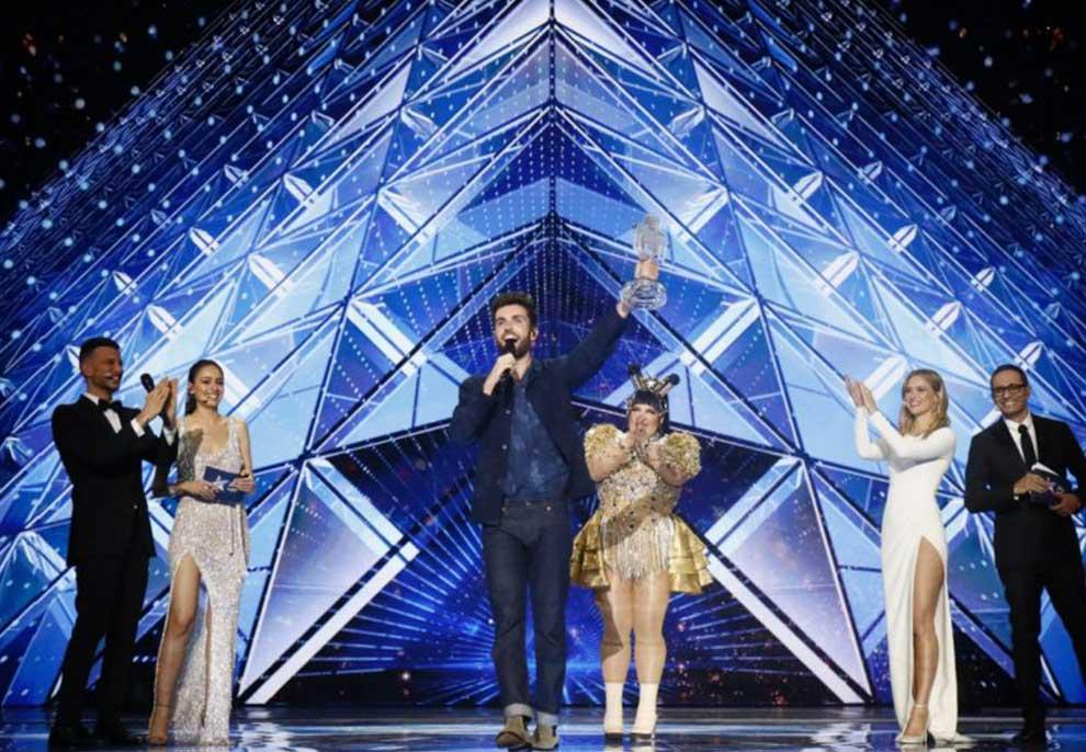 Përfundon Eurovision/ Shqipëria në vendin e fundit