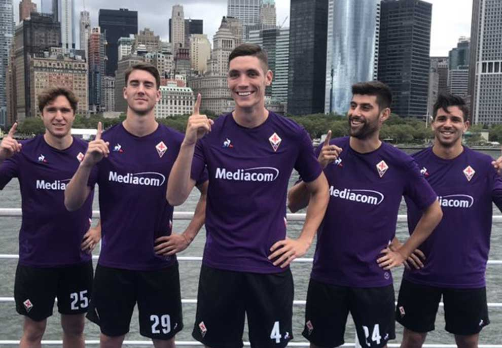 Alarm te Fiorentina, 6 pjesëtarë të klubit rezultojnë pozitivë ndaj koronavirusit