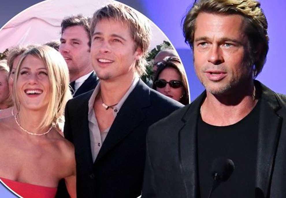 Jennifer Aniston vendos në gisht unazën e dhuruar nga Brad Pitt