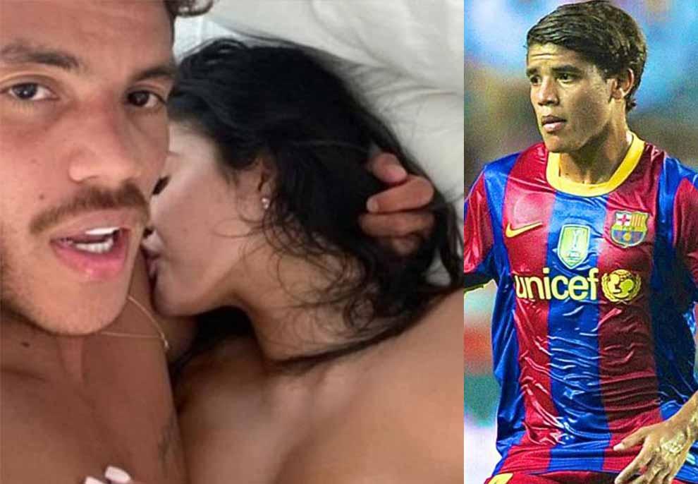 Ish-futbollisti i Barcelonës lë nam, poston gabimisht foto nudo me modelen superseksi