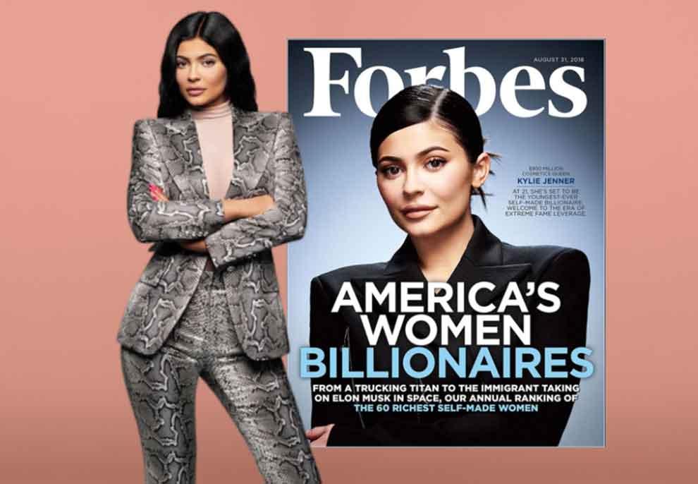 FORBES tha se Kylie Jenner nuk është miliardere, mashtroi për pasurinë e saj/ Reagon 22 vjeçarja: Supozime të paprovuara…