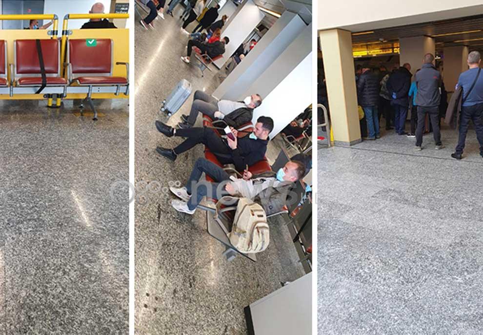 Spanja heq ndalesën e fluturimeve nga Italia