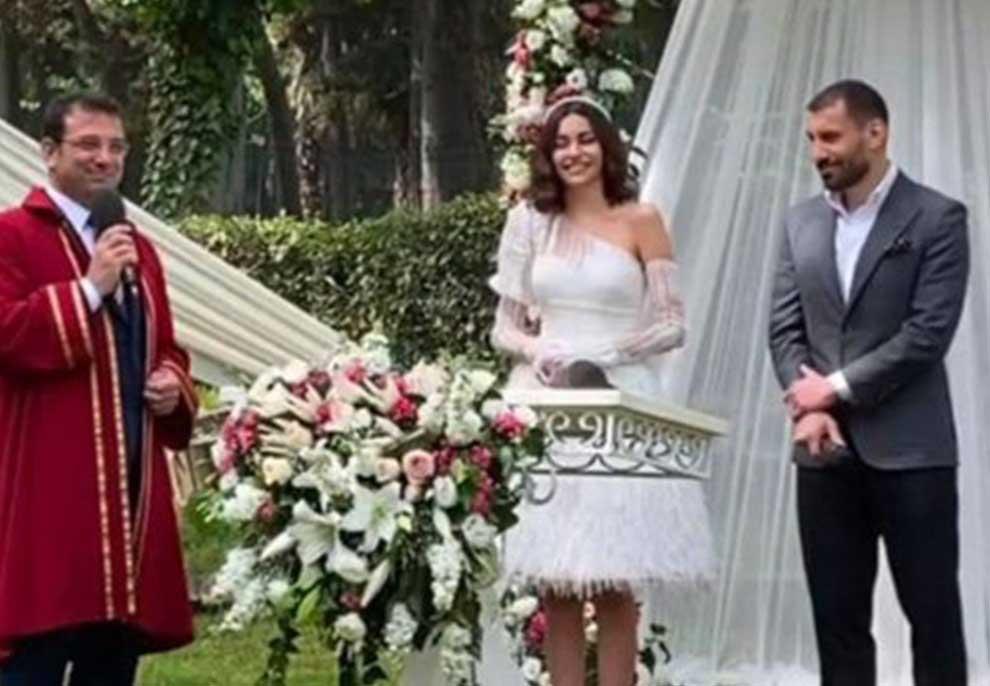 Dasmë në kohë koronavirusi, aktorja turke martohet me futbollistin