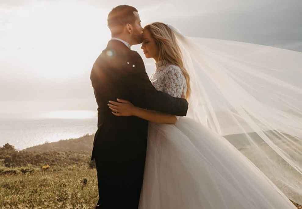 Në përvjetorin e martesës, Gaz Paja i bën premtimin publik partneres së tij