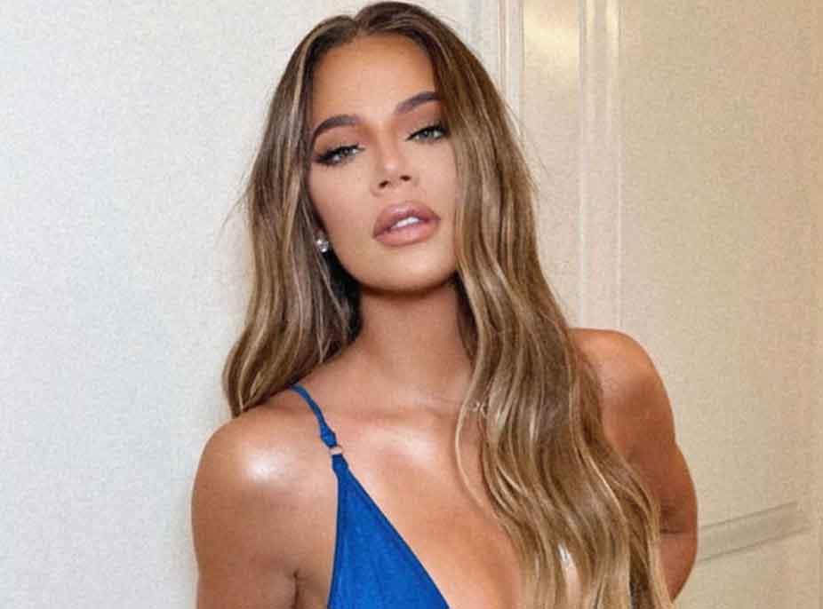 Një 36-vjetor ndryshe, Khloe Kardashian i surprizon të gjithë me 'look-un' e fundit