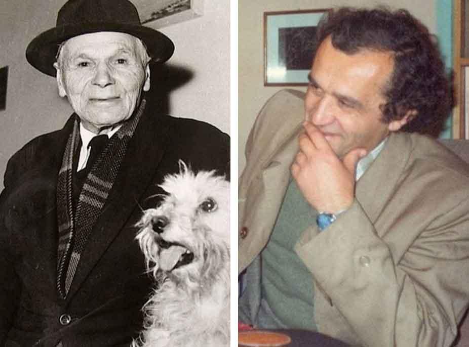 """""""Ishte mik i babait tim""""/ Vajza e Poradecit rrëfen për Moikom Zeqon, zbulon 'sekretet' në ditarin e Lasgushit: S'më la kurrë të paguaja unë…"""