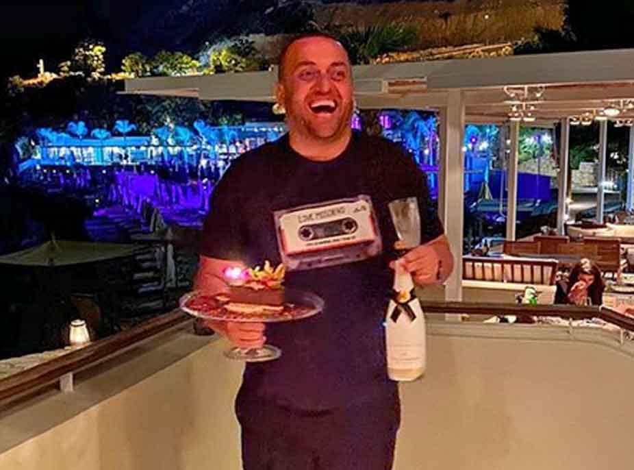 """Olti Curri: """"Jam supersticioz, në datë 23 qershor për çdo vit, duhet të jem në Folie Marine"""""""