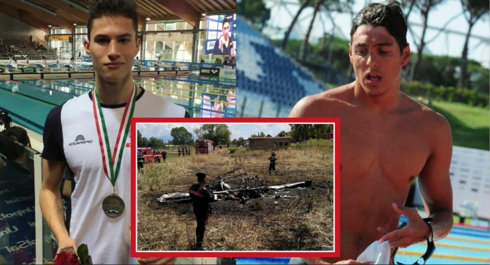 Rrëzohet avioni në Nettuno: humbin jetën dy kampionët e notit