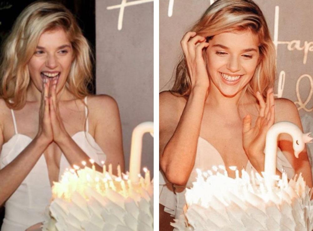 """""""Mbrëmja më e bukur e jetës sime""""- Festë përrallore për ditëlindjen e Arilena Arës: E bekuar me gjithçka"""