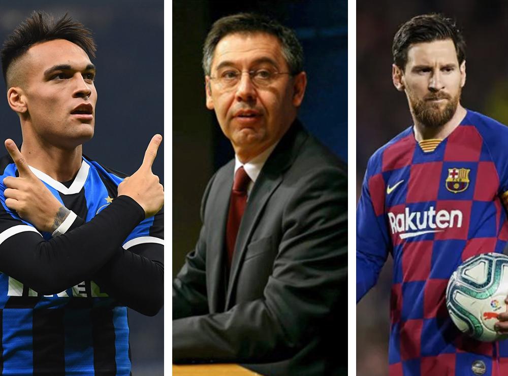 Presidenti i Barcelonës jep shpresë për Lautaron, zbulon edhe të ardhmen e Mesit