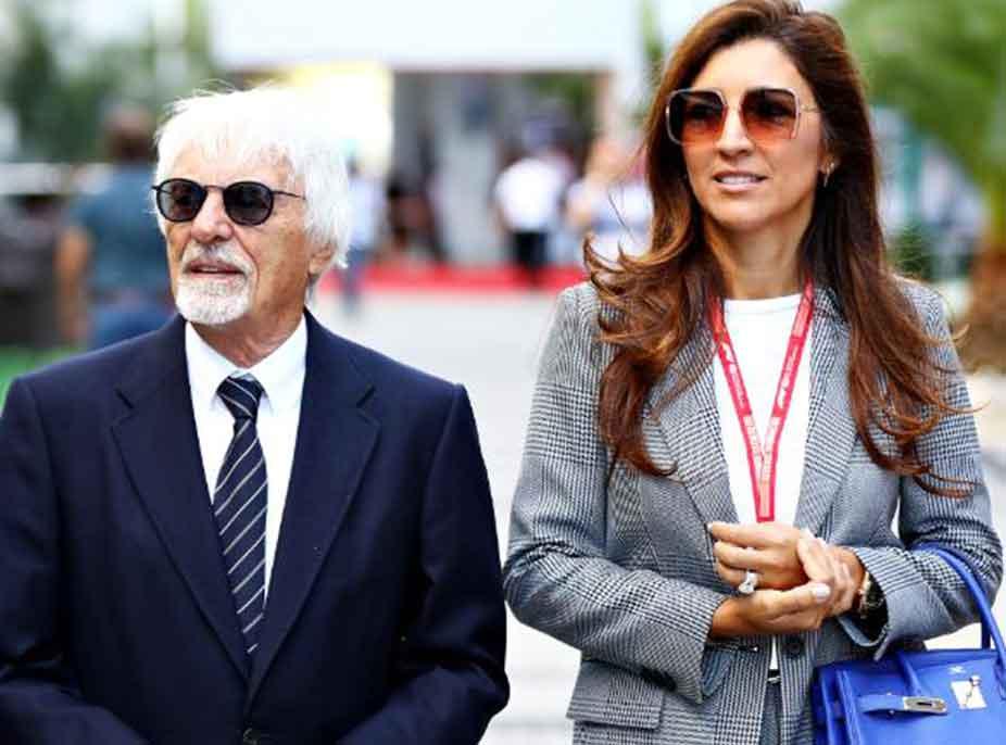 Bosi i Formula One bëhet baba në moshën 89-vjeçare, vjen në jetë djali i tij i parë me bashkëshorten 45 vite më të re