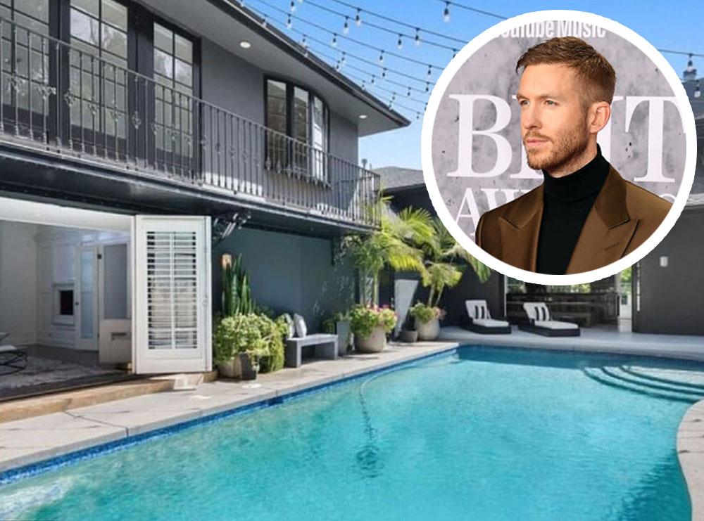 Brenda shtëpisë luksoze të Calvin Harris, të cilën ai po e shet për 5.5 milionë dollarë