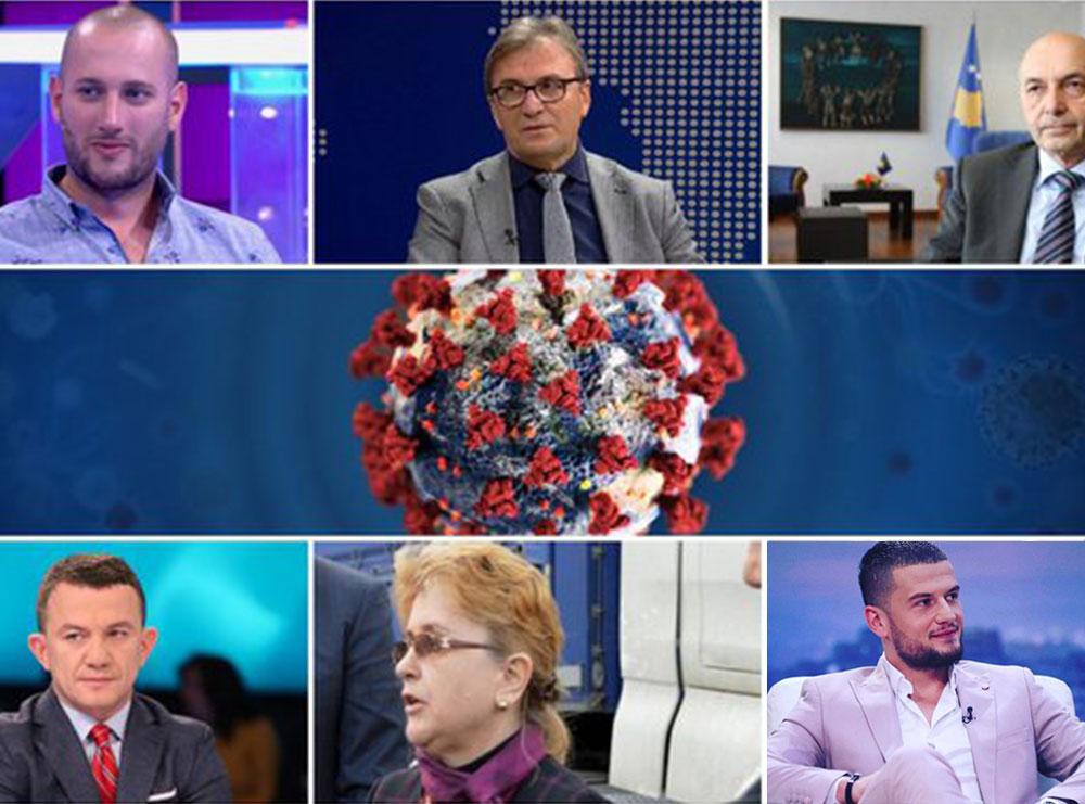 Lista/ Politikanë, biznesmenë, gazetarë dhe aktorë që u infektuan nga Covid-19