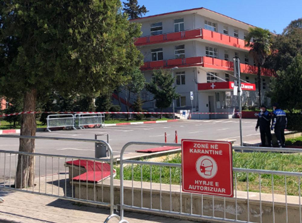 Ndërron jetë 27-vjeçari tek Infektivi, viktima e dytë më e re nga Covid-19 në Shqipëri