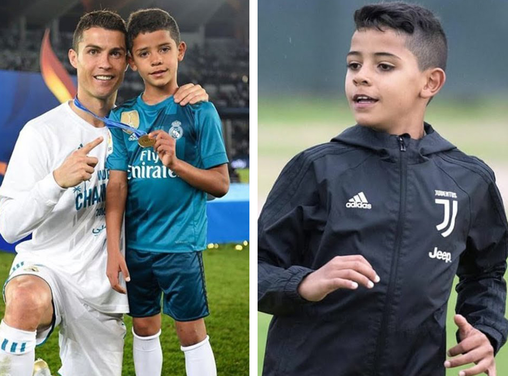 Kristiano Ronaldo në telashe, policia nis hetimet për djalin e tij