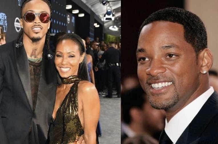 Ups! Jada Pinkett pranon se ka pasur një lidhje me këngëtarin e njohur gjatë kohës që ishte e martuar me Will Smith!