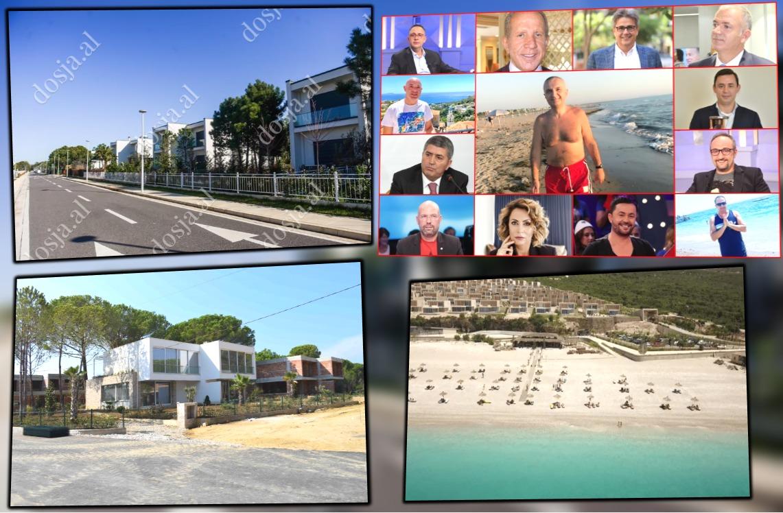 """Pushimet """"e detyruara"""" shqiptare të VIP-ave. Kush janë zonat ku po kalojnë ditët e nxehta personazhet e njohur"""