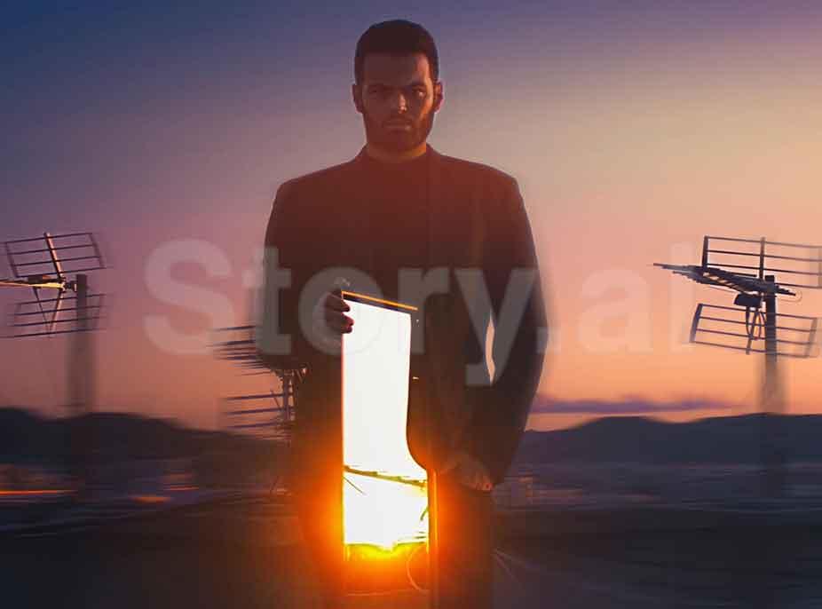 Ermal Peçi ky shpirt i lirë,  ka diçka unike në setin ku pozon si fotomodel