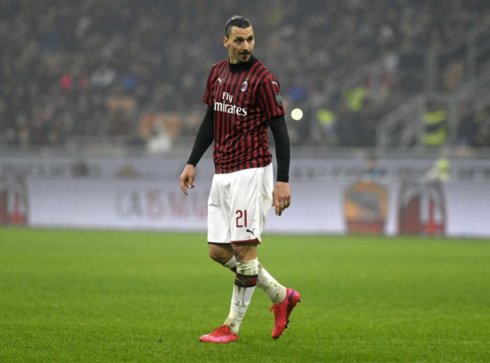 """Ibrahimovic i injoron të gjithë: """"Rangnick nuk e di kush është, nuk jam lojtar për Europa League"""""""