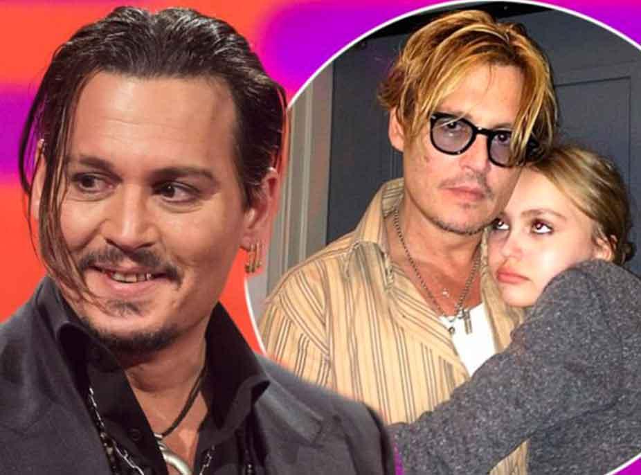 """Johnny Depp deklaron para gjykatës: """"I kam dhënë vajzës marijuanë në moshën 13-vjeçare"""""""