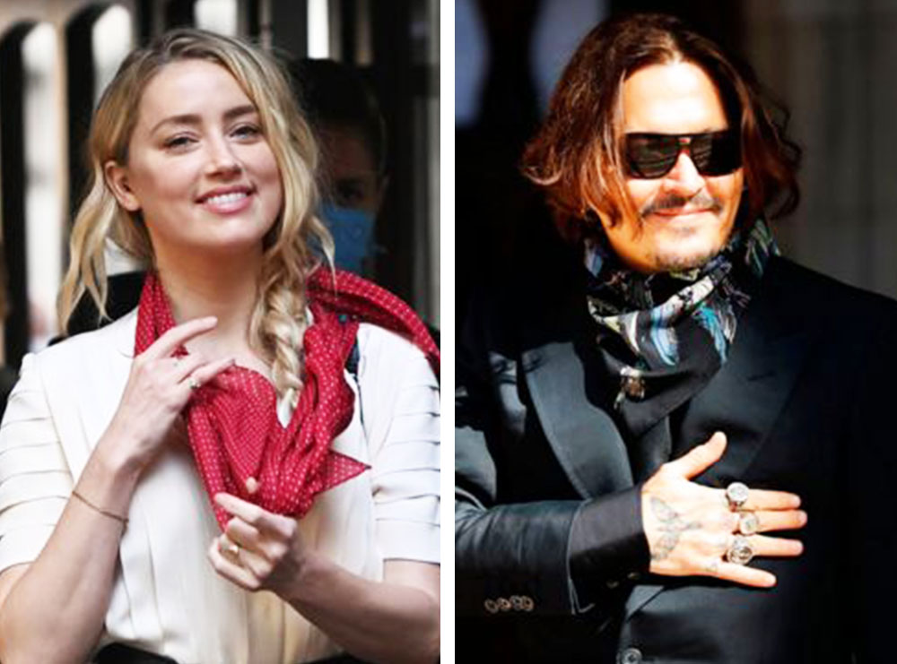 Dëshmi tronditëse nga gjyqi më i famshëm në botë, Amber Heard akuza Johnny Depp: Më kërcënoi disa herë se do më vriste