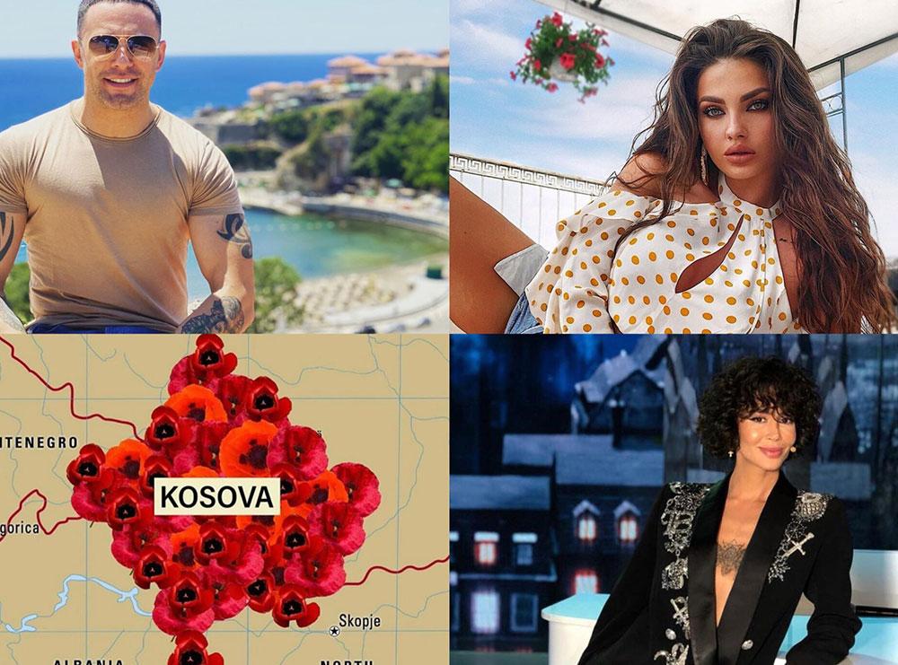 'Vendosni Kosovën në hartë'/ Bashkohen të tjerë VIP-a!, nisma merr mbështetjen e Dafina Zeqirit, Beatrix dhe Robert Berishës, artistët: Ky është turp