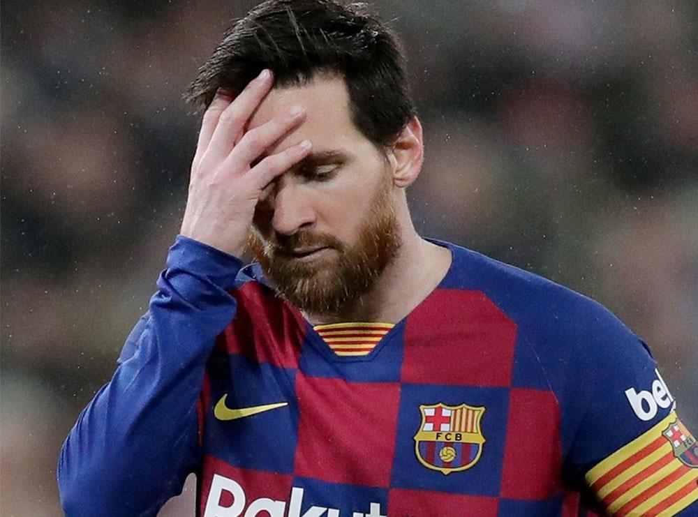 """Arsyet e krizës së Mesit, """"Pleshti"""" po mendon seriozisht largimin nga Barça dhe kalimin te…"""