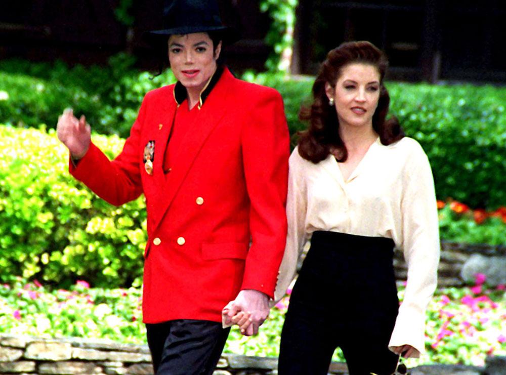 Martesa e 'rreme' e Michael Jackson