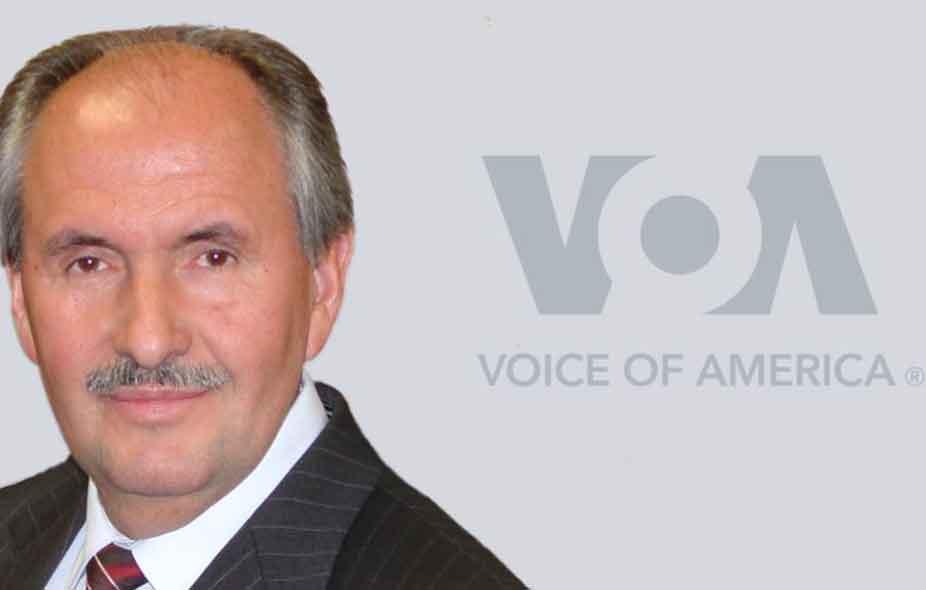 Shqiptari Elez Biberaj ngjitet në krye të Zërit të Amerikës