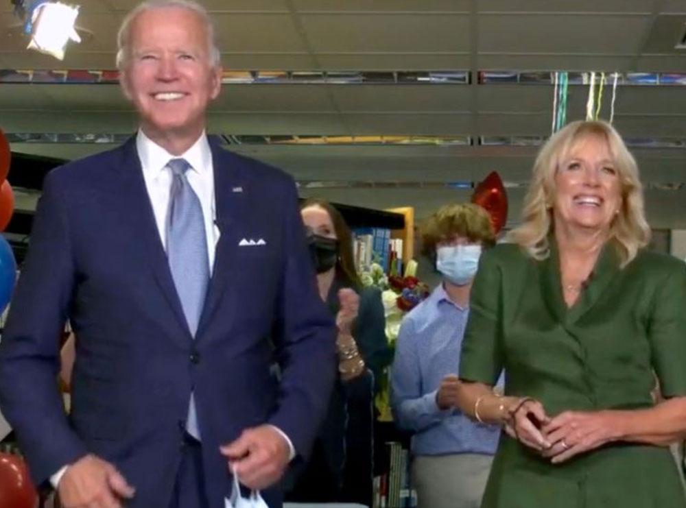 Joe Biden zyrtarisht kandidat presidencial i demokratëve, ja çfarë thotë ish-Presidenti